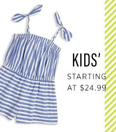 KIDS' Up to 70% OFF